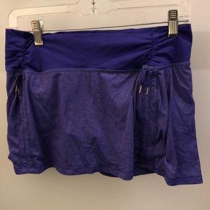 Lululemon purple skirt, sz 10, 70422